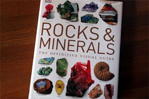 絵画材料メモ rocks and minerals the definitive visual guide
